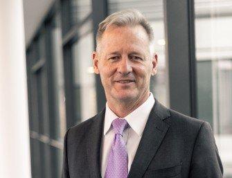 Peter Walker, CEO von TK Elevator